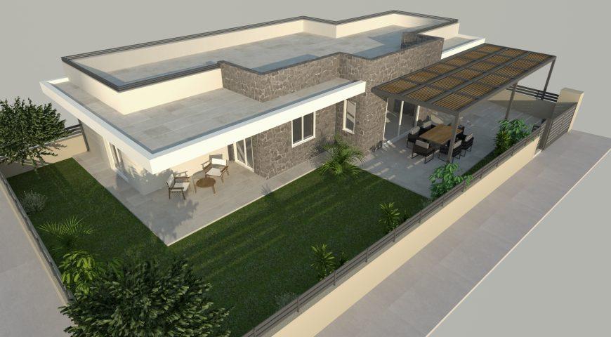 Νέα ισόγεια μονοκατοικία στη Δροσούπολη Αττικής