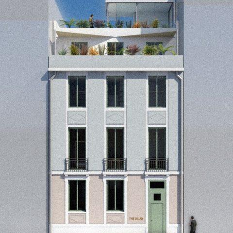 Ενίσχυση και Προσθήκη Ορόφου σε Πέτρινο Κτίριο στην Αθήνα